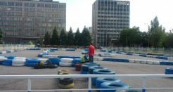 Go-Cart in Kharkov